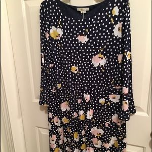 NWT AUTHENTIC BODEN MAXI LONG SLEEVES DRESS